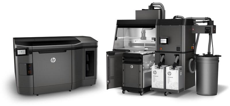 HP 3D Jet Fusion 4210