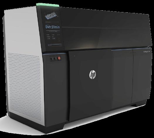 HP 3D METAL Jet Fusion